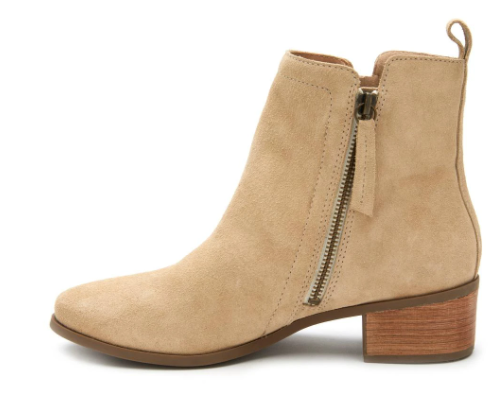 Savannah Booties - Natural