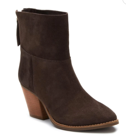 Soho Bootie - Chocolate