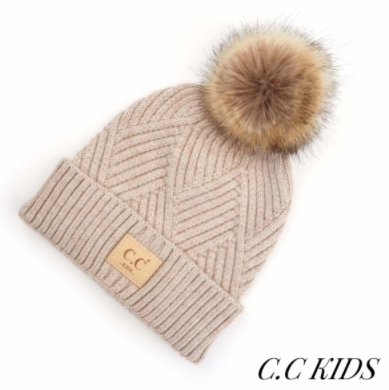 CC Kids Diamond Beanie