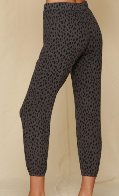 Sweet Spotted Joggers
