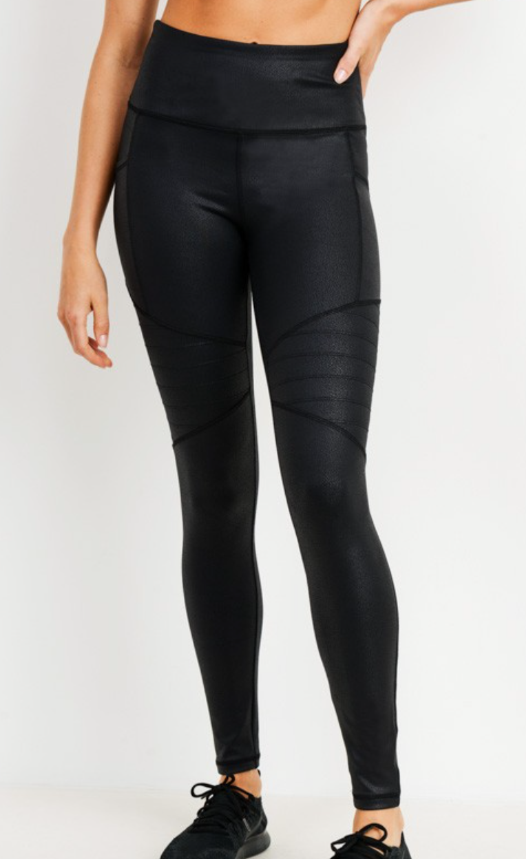 Midtown Moto Leggings