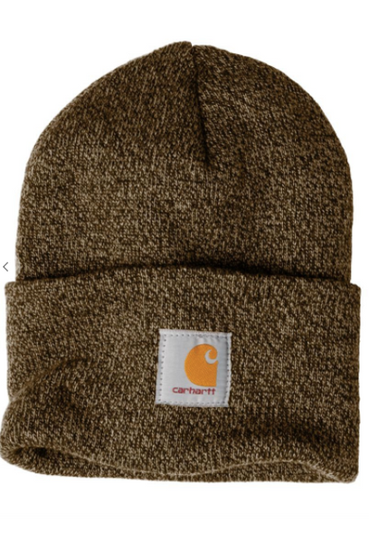 Carhartt Front Patch Beanie
