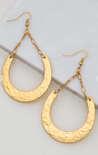 Curb Side Earrings