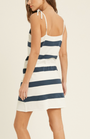 Long Weekend Dress - Navy