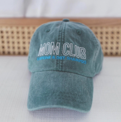 Mom Club Hat
