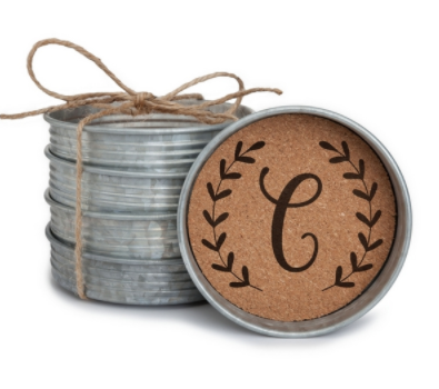 Coaster Set - Bates Boutique
