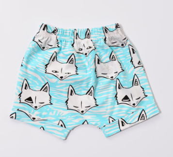 Blue Fox Shorts - Bates Boutique
