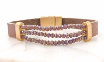 Beaded Bracelet - Bates Boutique