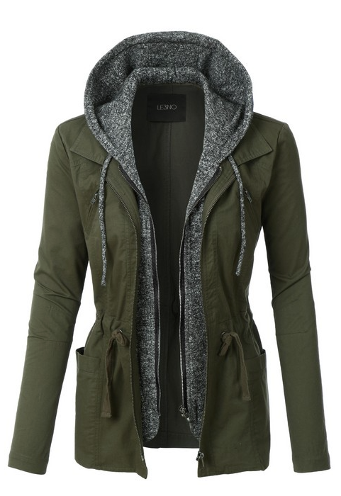 Explore The World Jacket - Olive - Bates Boutique