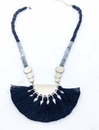 Aliza Necklace - Bates Boutique