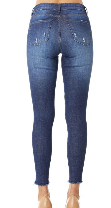 Dani Dark Wash Jeans - Bates Boutique