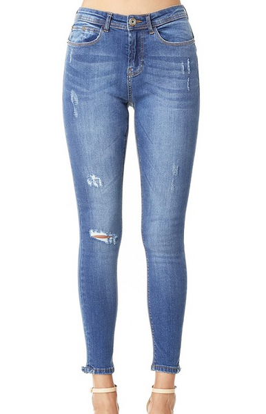Madison Medium Wash Jeans