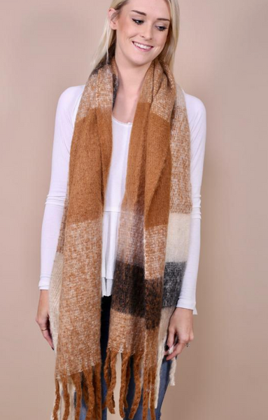 Eagle's Peak Scarf - Bates Boutique