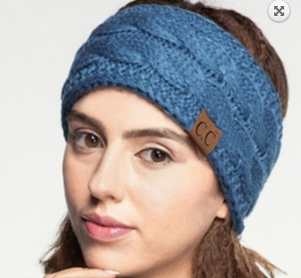 CC Basic Head Wrap - Bates Boutique