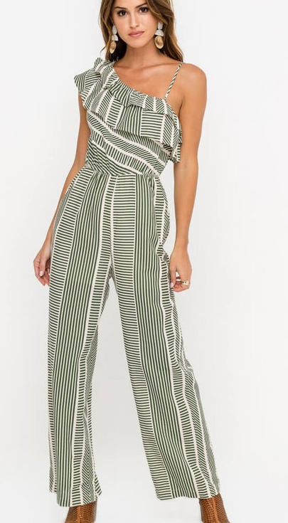 Wide As The Ocean Jumpsuit