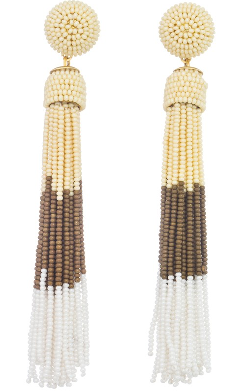 Tia Tassel Earrings