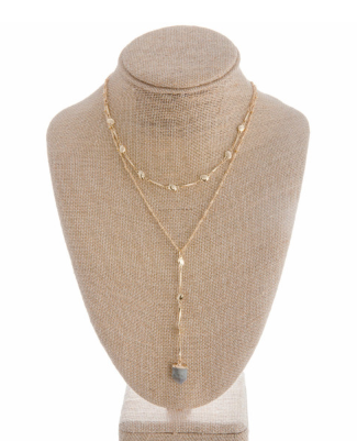 Ana Necklace - Bates Boutique