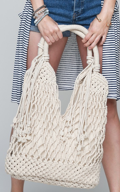 Rope Me In Tote