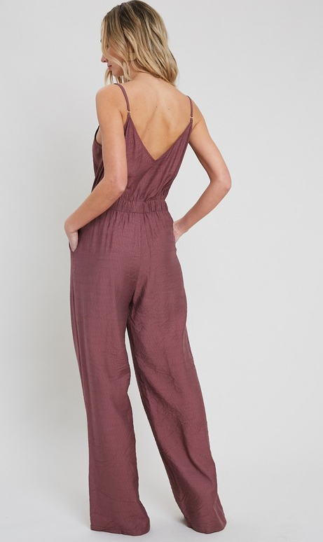 My Sugar Plum Jumpsuit