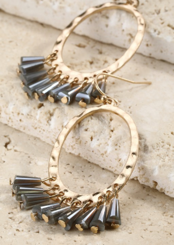 Chasity Earrings - Bates Boutique