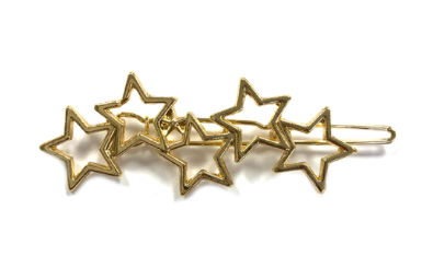 5 Star Hair Pin - Bates Boutique