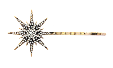 Star Gaze Hair Pin
