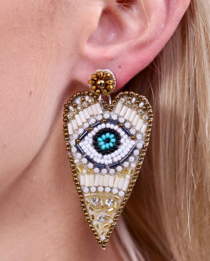 Eyes Earrings