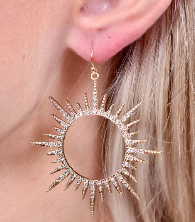 Sirius Earrings