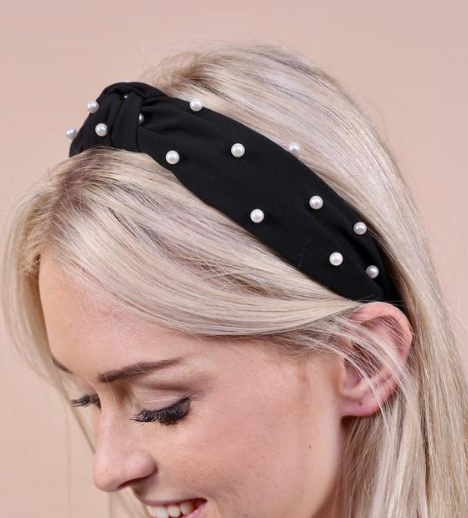 Rodeo Headband - Black