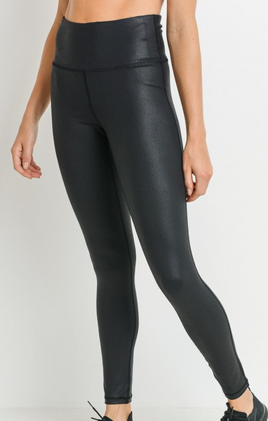 Faux Spanks Leggings