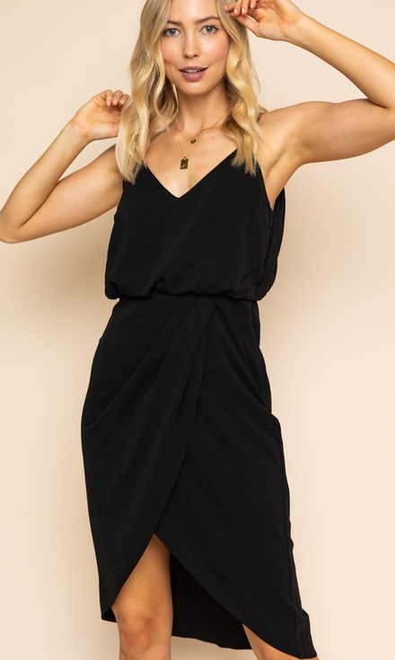 Date Your Hubby Dress - Black