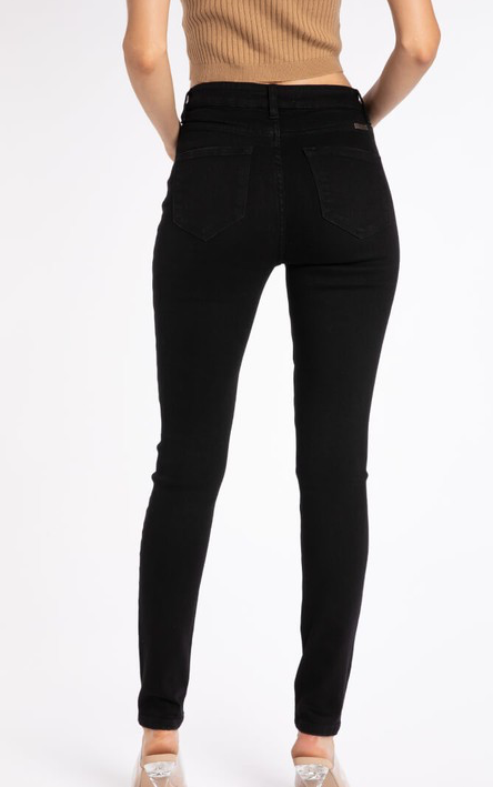 Boss Lady Black Jeans