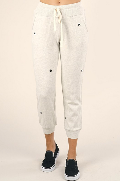 Five Pointed Star Joggers