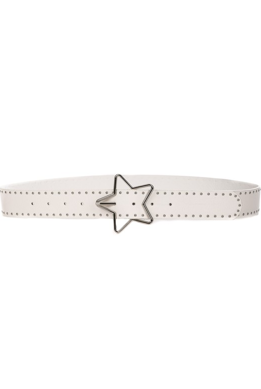 Rising Star Belt - Ivory