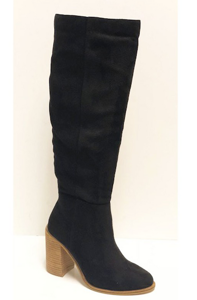 Taste of Height Boots - Black
