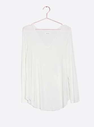 The Everyday Top - Ivory