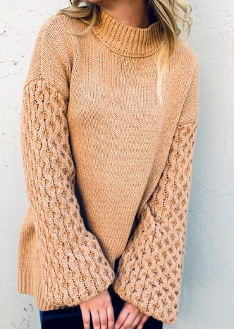 Little Bit Closer Sweater