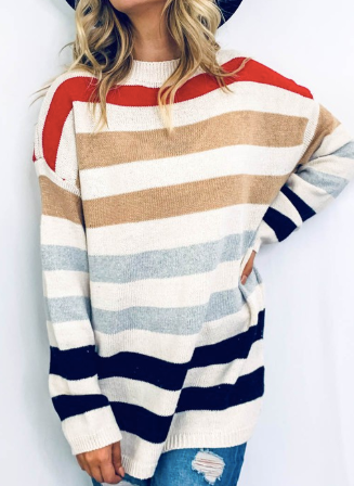 Coordinate Colors Sweater