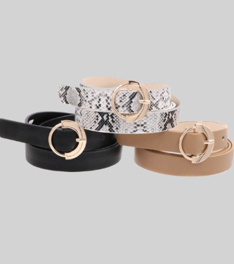 Be The Buckle Set - Snake Multi