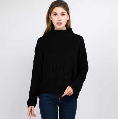Gift Keeps On Giving Sweater - Black