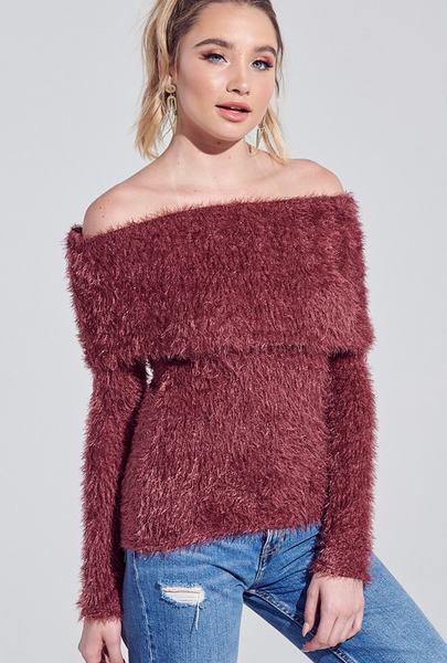 What's All The Fuzz About Sweater