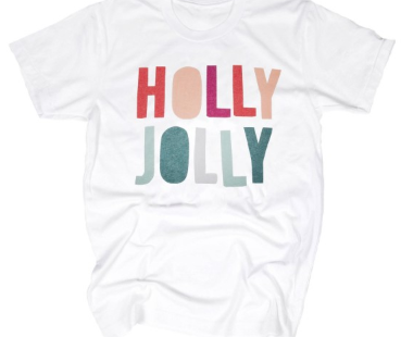 Holly Jolly Tee