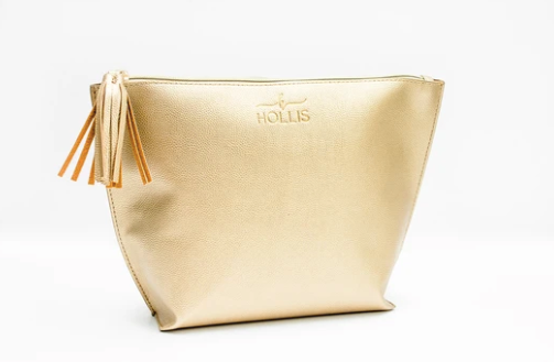 Camilla Couture Bag - Gold