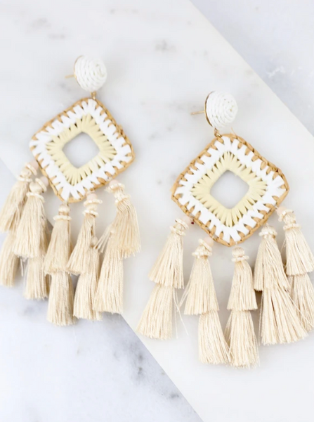 Mobley Earrings - Natural