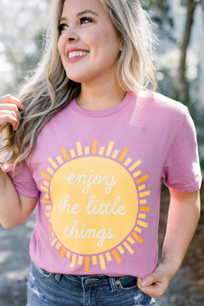 The Little Things Tee