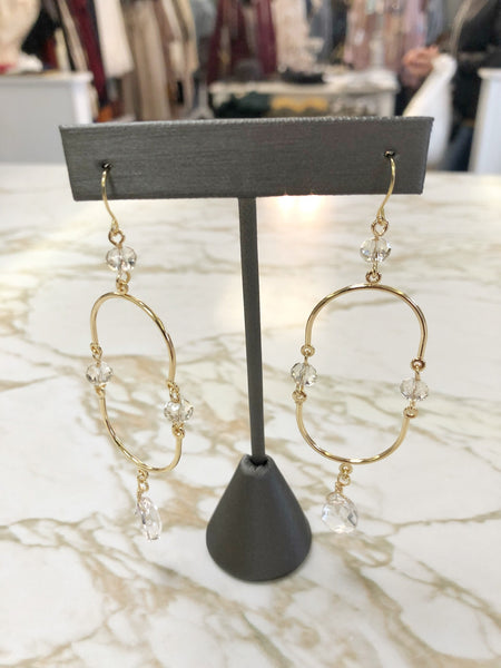 Angel Earrings - Bates Boutique