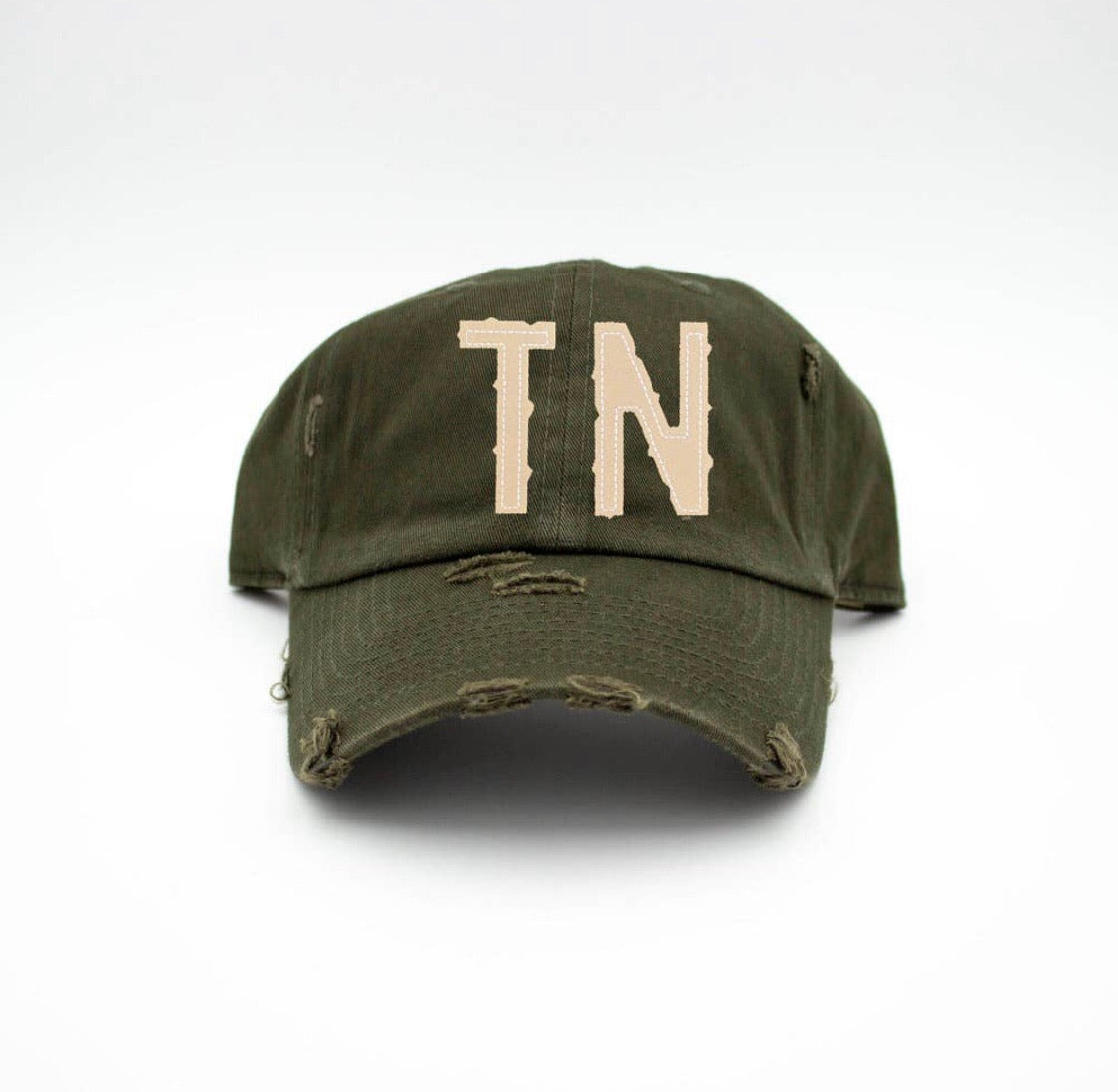 TN Green Hat