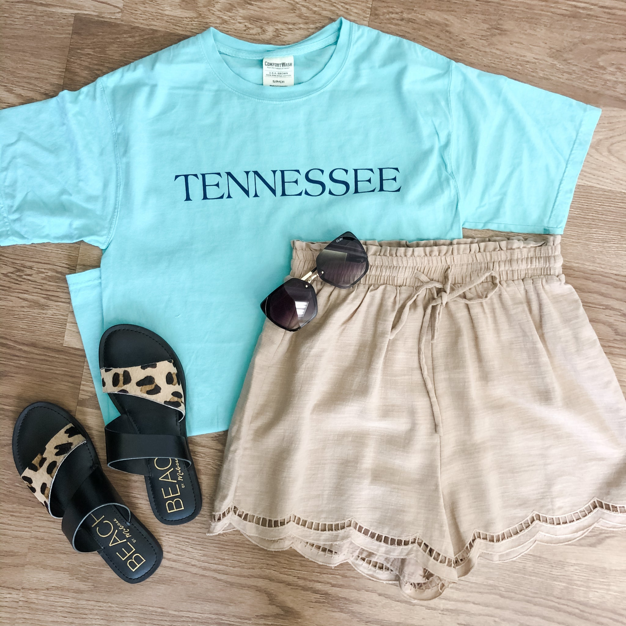 Tennessee Short Sleeve - Mint