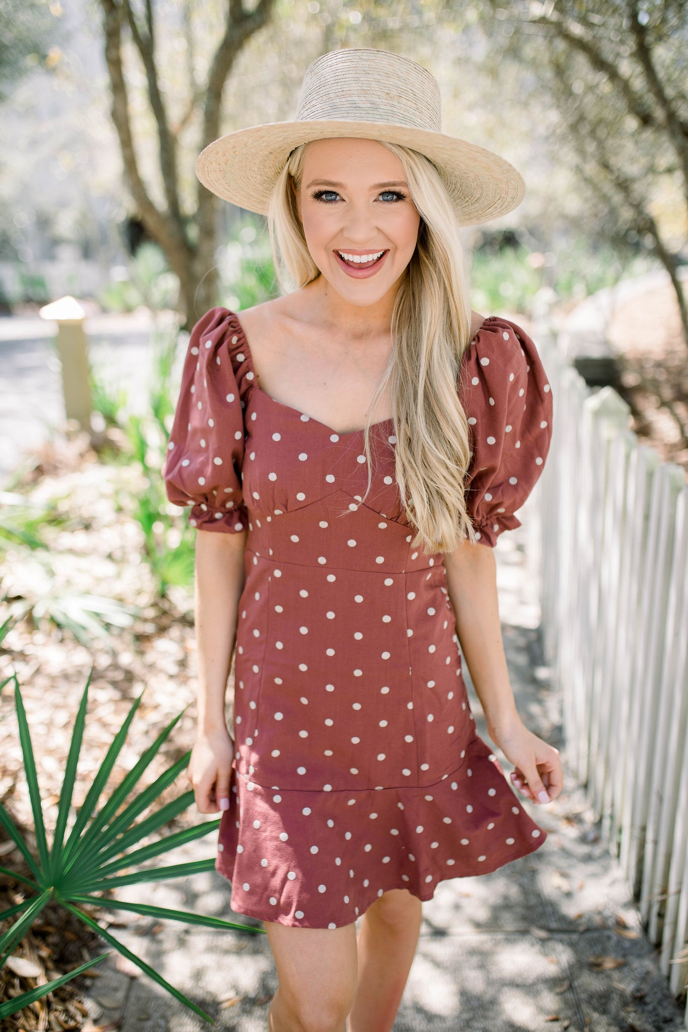 Remy Polka Dot Dress