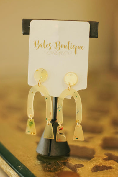 Ayla Earrings - Bates Boutique